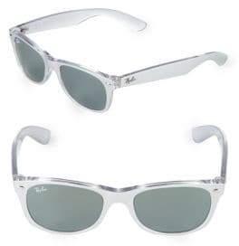 Ray-Ban 52MM Metallic Wayfarer Sunglasses
