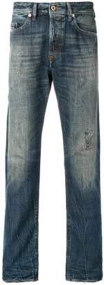 Diesel faded regular fit jeans