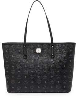 MCM Anya Top-Zip Shopper