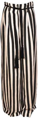 Brand Unique Loose Stripe Trousers
