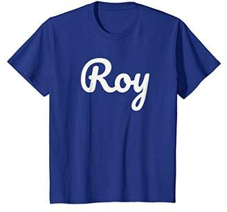 Graphic Tee Roy Gift for Him