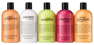Philosophy August 5-Piece Shower Gel Fun Collection
