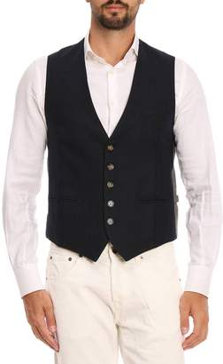 Eleventy Suit Vest Suit Vest Men