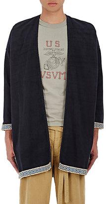 VisVim Men's Plain-Weave Kimono-Style Jacket $1,175 thestylecure.com
