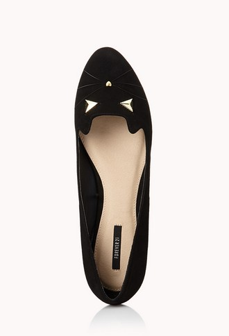Forever 21 Cool Cat Flats