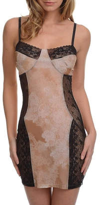 Samantha Chang Filigree Fitted Chemise