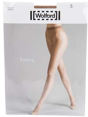 Wolford Luxe 9 Tights w/ Tags