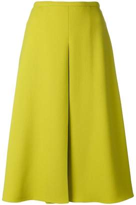 Rochas flared culottes