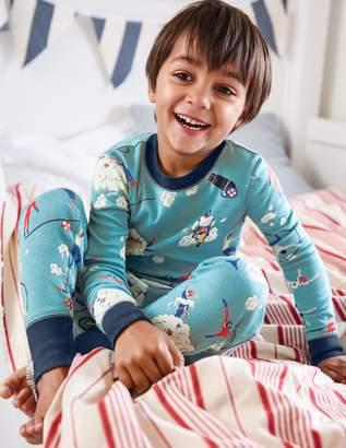 Boden Twin Pack Long John Pajamas
