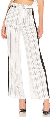 Lovers + Friends London Striped Pant