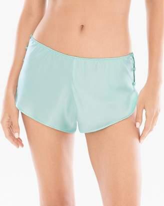Naked Princess Natalia Silk Pajama Tap Pants