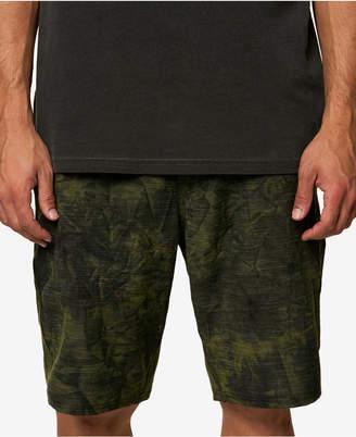 O'Neill Men's Locked Tye Dye Hybrid Shorts