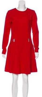 MICHAEL Michael Kors Long Sleeve Mini Dress w/ Tags