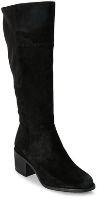 easy spirit Black Italis Tall Boots $150 thestylecure.com
