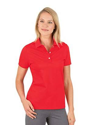 Trigema Women's 521603 Polo Shirt, (Black 008), XS