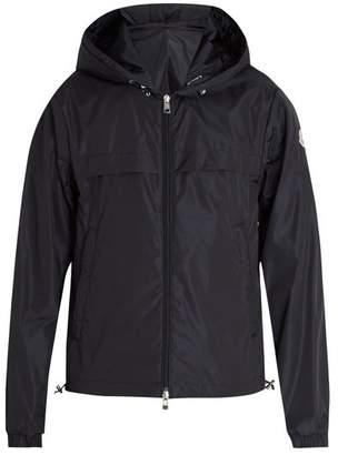 Moncler Gradignan Double Hooded Technical Jacket - Mens - Navy