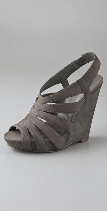 Ash Mega Wedge Sandals