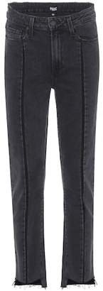 Paige Julia high-rise straight jeans