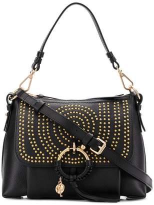 See by Chloe studded Hana shoulder bag