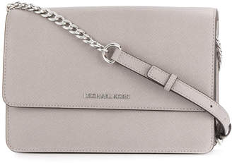 MICHAEL Michael Kors logo plaque shoulder bag
