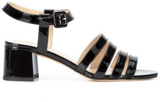 Maryam Nassir Zadeh ankle buckle strappy sandals