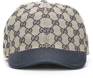 Gucci Kids GG Supreme baseball cap