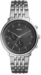 Fossil Chase Timer Stainless Steel Bracelet Watch