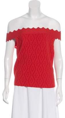 Jonathan Simkhai Sleeveless Knit Top