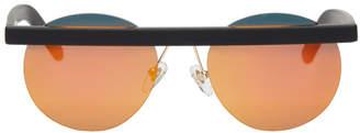 Han Kjobenhavn Black Matte Stable Sunglasses