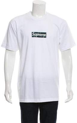 Supreme Mo Wax Box Logo T-Shirt