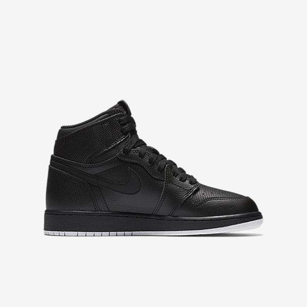 Air Jordan 1 Retro High OG Big Kids' Shoe 16
