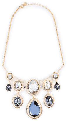 Swarovski Gold-Tone Darling Statement Necklace