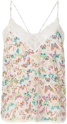 Zadig & Voltaire Christy Butterfly camisole