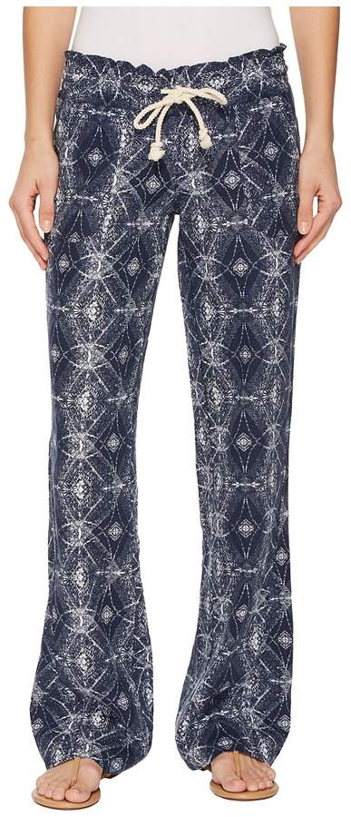 Roxy - Oceanside Printed Beach Pant Women's Casual Pants