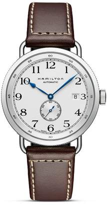 Hamilton Khaki Navy Pioneer Automatic Watch, 40mm