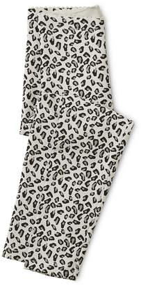 Tea Collection Snow Leopard Print Leggings