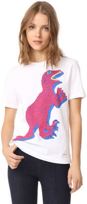 Paul Smith Dino Print Tee $95 thestylecure.com