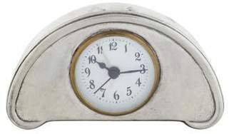 Match Pewter Luna Alarm Clock