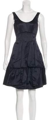 Prada Silk Cocktail Dress