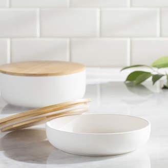 Mint Pantry Paprika 2 Piece Ceramic Mixing Bowl Set