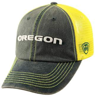Adult Oregon Ducks Crossroads Vintage Snapback Cap