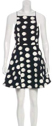 Keepsake Restless Heart Mini Dress