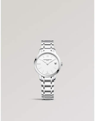 Baume & Mercier M0A10335 Classima stainless steel watch