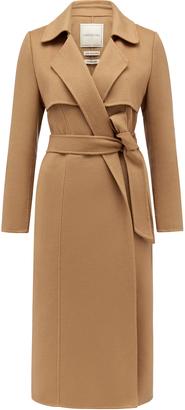 Lena maxi coat