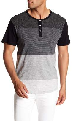 Micros Short Sleeved Popover Shirt