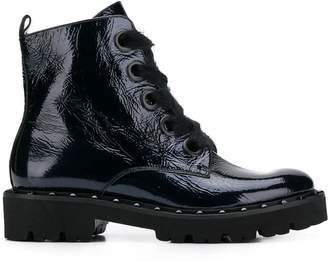 Kennel + Schmenger Kennel&Schmenger ankle lace-up boots