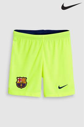 Next Boys Nike FC Barcelona Away Short