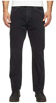 Agave Men's Graniteville Classic Fit Straight Leg Zip Fly 5 Pocket