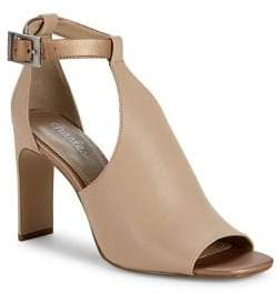 Charles by Charles David Gabe Buckled Cutout Sandals