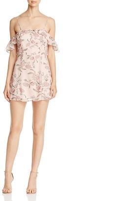 For Love & Lemons Aurora Cold-Shoulder Dress - 100% Exclusive $211 thestylecure.com